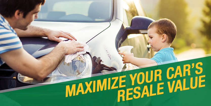 11 Tips to Maximize Your Car's Resale Value